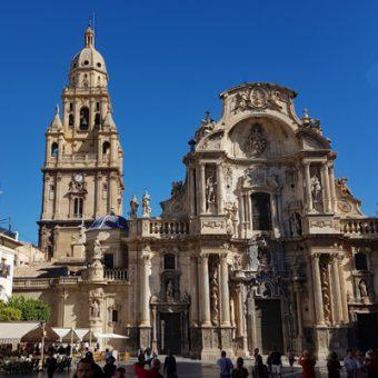 Casa Calida Kathedraal van Murcia