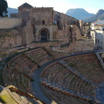 Romeins theater Cartagena